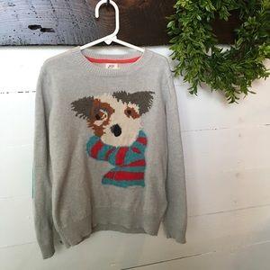 Mini Boden Puppy Sweater